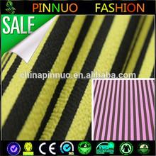 stripe 96 polyester 4 spandex stripe knit fabric blue and white stripe fabric