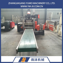 rubber sheet extrusion machine