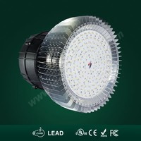 CE RoHs SAA UL Certified 80watt LED E40 Hi Bay Light with Meanwell driver and Bridgelux Chips