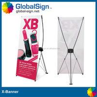 The Popular Light Weight X Banner Stands