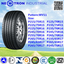 17inch PCR,Passenger Radial Car Tire with DOT P245/65R17