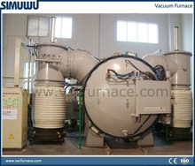 vacuum heat treatment furnace, quenching, hardening, tempering, annealing, furnace builder