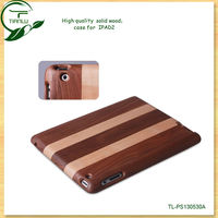 Newest Design Fashionable wood for ipad case, for ipad cover with Smart cover,exquisite durable bamboo case for ipad 2/3/4 cover