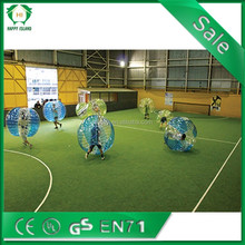 HI The most fashionable game bumper ball rent,loopy ball,bubble ball for football