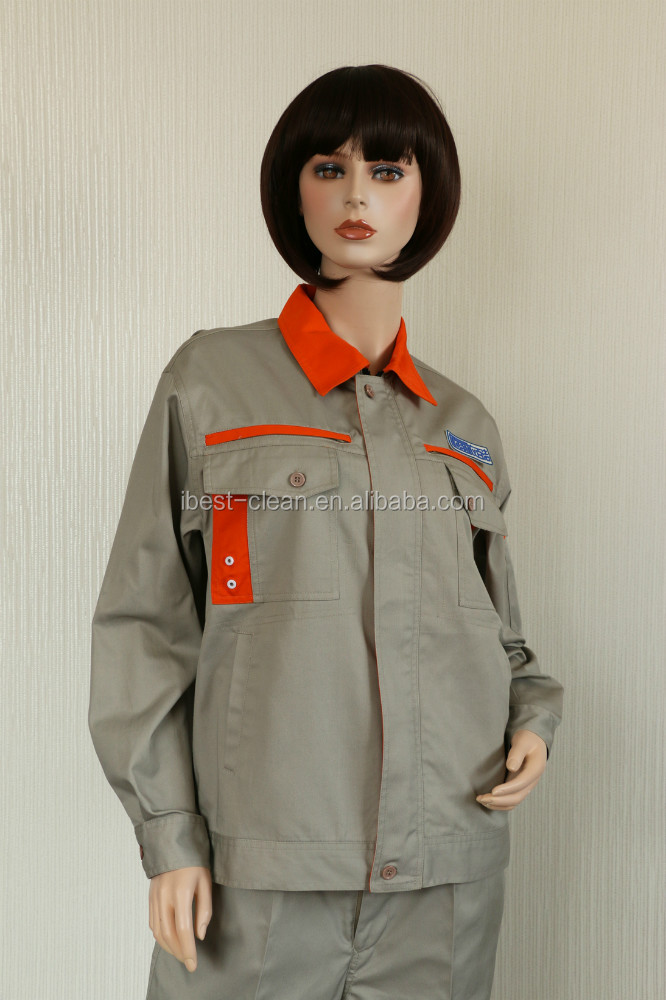 New Design Work Uniforms Custom Work Coat For Outdoors