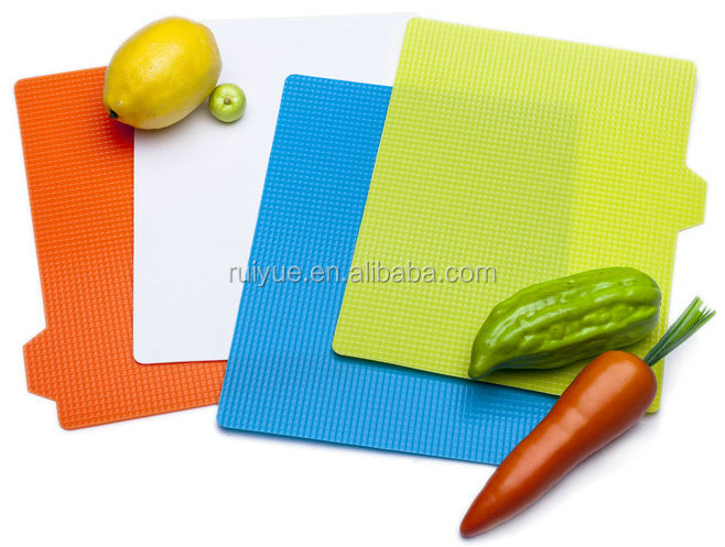Wild Nature Deep Blue Peace Heart Fruit & Vegetable Chopping Board RYCB-4(8)