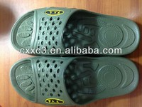 Olive Green Military Use Slippers