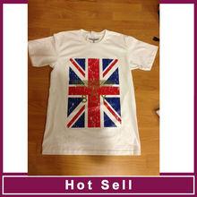 hot sale sports organic cotton men tee