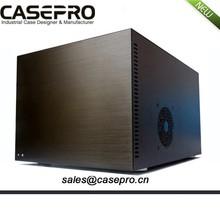 6-bay mini itx tower case