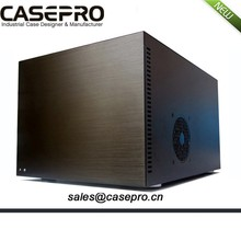 6-bay mini itx tower case