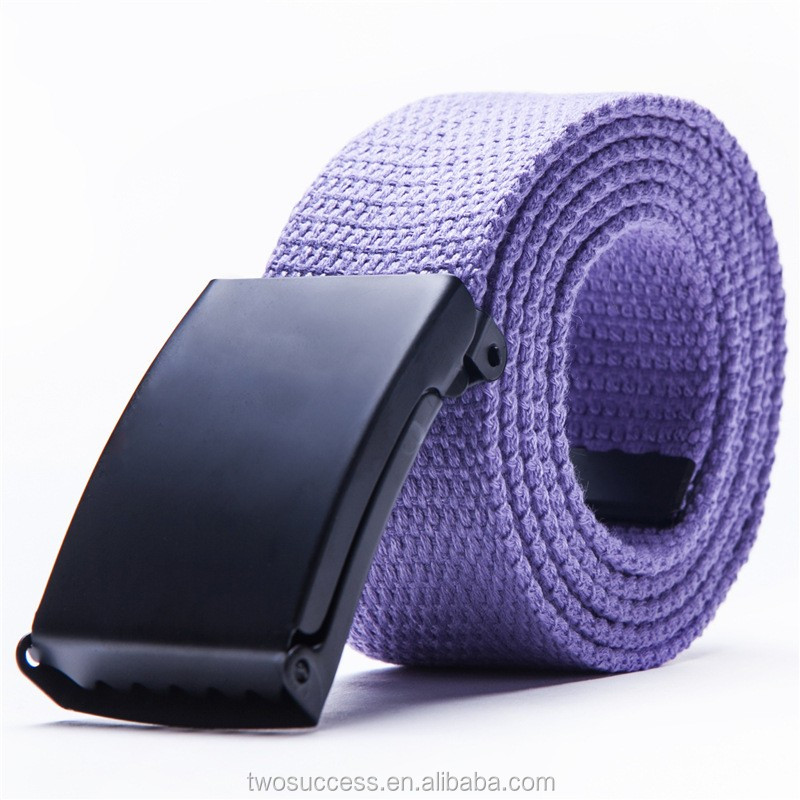 Newest Design Mens Canvas Belt.jpg