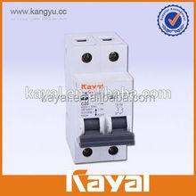 DZ47/C45 AC circuit breaker ,electrical mini AC circuit breakers ,wholesale price mcb with 6KA