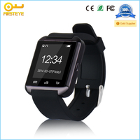 hot 2015 android smart watch phone oem with fitness wristband step counter, oled touch screen, bluetooth, GPS,player