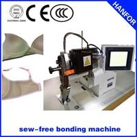 shanghai hanfor seamless/sew-free underwear folding/bonding/binding