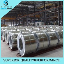 Hot Dipped Galvanized Coil Zinc Weight from Z50 to Z350