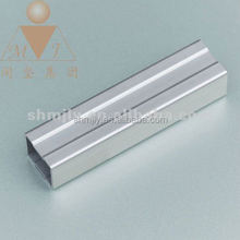 6063 T5&T6 Extruded frame aluminium profiles with bright colored anodizing widely used for industries