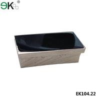 Stainless Steel Rectangular Post Top Cap