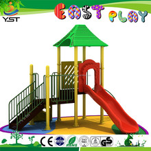 New Design and Idea Children Plastic Outdoor Equipment Playsets in High Quality