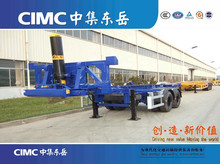 CIMC Container Chassis, 20FT 40FT Skeleton Semi Trailer