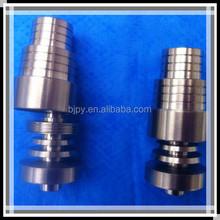 Novo titanium prego 10 14 18 mm seis quatro função use prego titânio fumar masculino e feminino