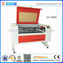 G690 Red dot , up and down worktable Laser processing laser cutting machine