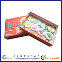 Custom intelligent paper puzzle toy direct from china