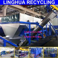 300kgs fabric waste recycling machine