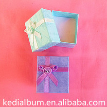 Decorative indian custom packaging sweet box and pottery packaging paper box