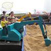 Hot sale Amusement Kid Game Excavator kids toy diggers