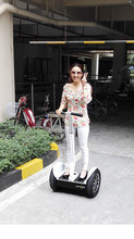 2015 Top selling personal transporter best electric scooter smart balancer