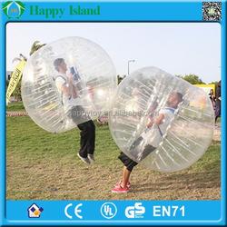 HI CE funny ptu/pvc giant inflatable ball,transparent gym ball,giant inflatable clear ball
