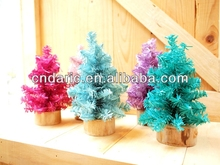 Artificial Christmas tree for table decoration
