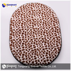 Polyester Paper Printed Pet Pad with Various Patterns