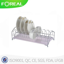 kitchen plate storage rack with tray Bowl Rack