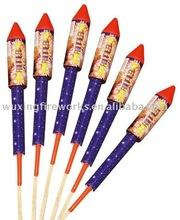 Crazy Rockets Fireworks 2012/Cat2 Fireworks/Consumer Rocket Fireworks