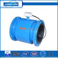 hot sale electromagnetic waste water flow meter