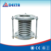 Exhaust Stainless Steel Flexible Metal Bellows Expansion Joint