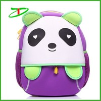 China cute animal backpack for baby, kids backpack bag for school