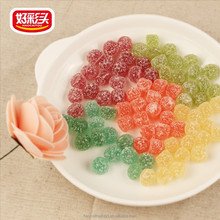 Triangle packing soft gummy candy