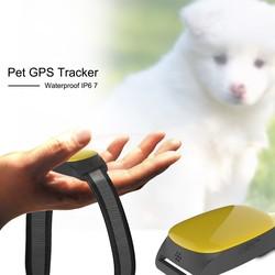 GPS Cat/Dog Tracker, Mini GPS tracker for cat, kids, elderly, car, pet, asset