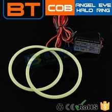 Cob Led Angel Eye Halo Rings Auto Head Lights 40mm 50mm 60mm 70mm 80mm 90mm 100mm