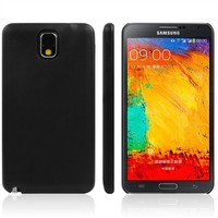 Factory Price Ultrathin PU Leather Coated TPU Back Cover Protective Case for Samsung Galaxy Note 3 Neo N750 N7505