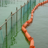 PVC Coated Oil Containment Boom