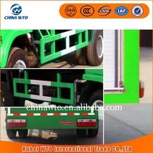 Camion citerne 4 * 2 4000L DFAC feu de camion utilisé camion - citerne d'eau à vendre