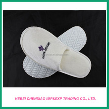 2015 promotional hotel slippers and spa hotel for hotel and spa