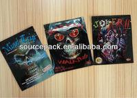Joker/Mind Trip/Dead Man Walking herbal incense ziplock bag Herbal Incense Packaging Bags spice herbal incense wholesale bag