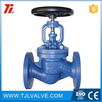 pn10/pn16/pn25 flange type china valve steel suppliers good quality