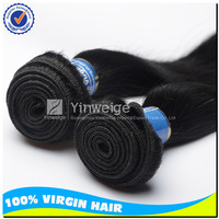 """Free shipping 3pcs lot 24"""" different types of curly weave hair,Peruvian natural straight hair weave"""
