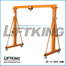 manufacturer of hand push compact gantry crane