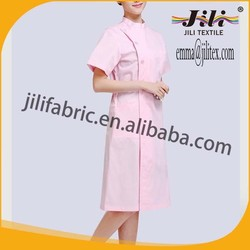 poly cotton twill fabric for medical uniforms, 21S*16S,120*60